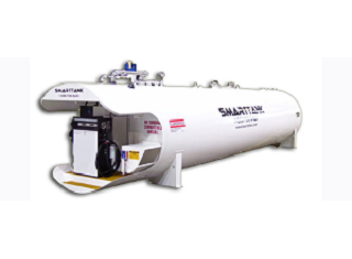 15,000 Gallon Flameshield Fleet SmartTank